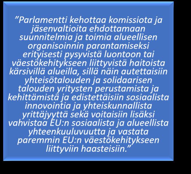 Parlamentin lausuma