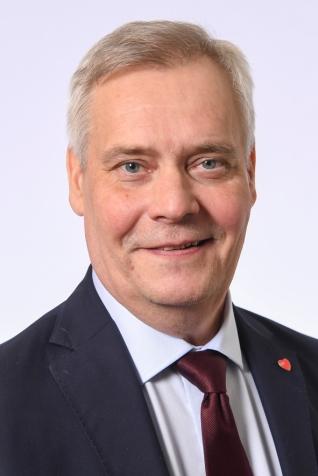 Rinne, Antti sd