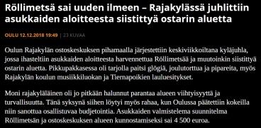 Kaleva Rajakylä